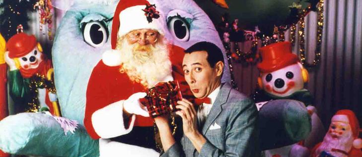 Christmas at Pee Wees Playhouse