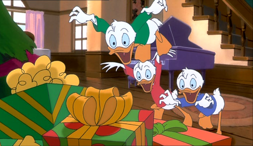 Mickeys Once Upon a Christmas